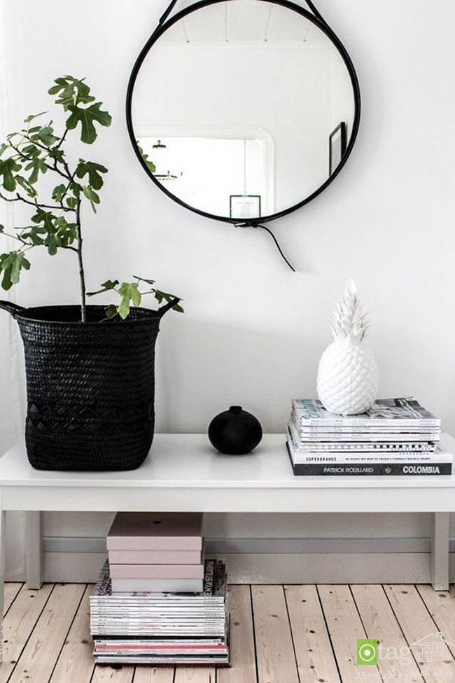 entryway-decoration-with-mirror-and-table (12)
