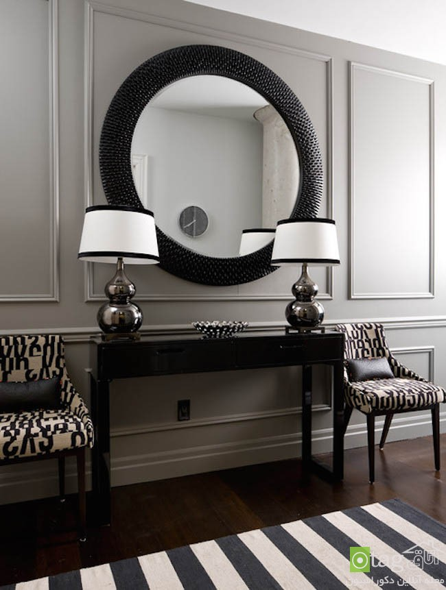 entryway-decoration-with-mirror-and-table (2)