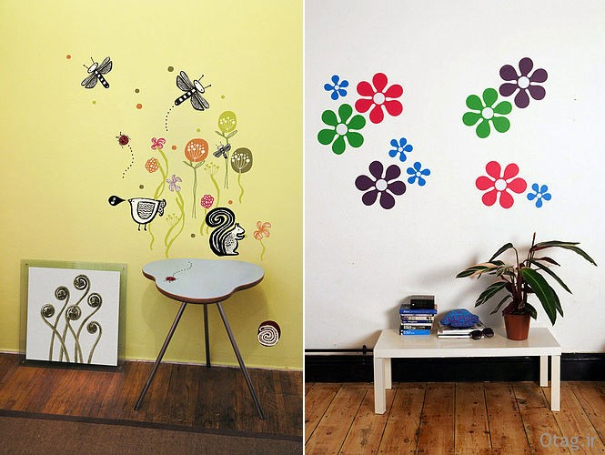 flower-nature-wall-stickers
