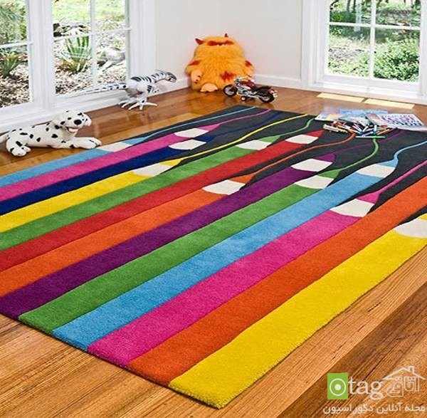 kids room carpet and rug design ideas 4 - Rug Design Ideas