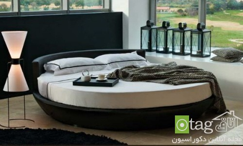 modern-bedroom-with-a-stylish-round-bed (4)