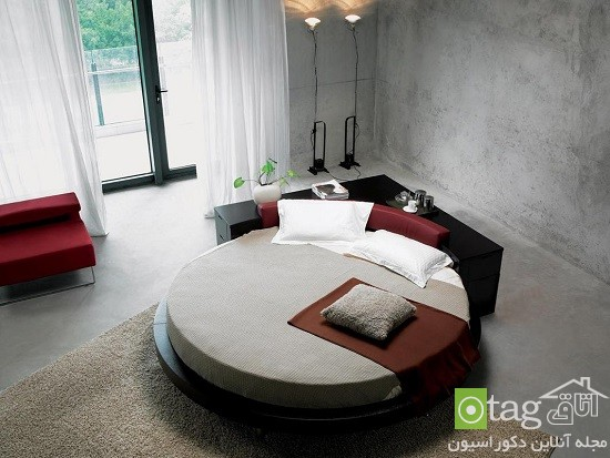 modern-bedroom-with-a-stylish-round-bed (5)
