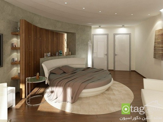 modern-bedroom-with-a-stylish-round-bed (8)