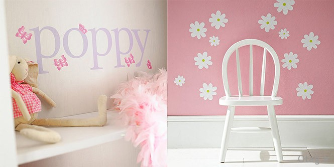 name-butterfly-daisy-wall-stickers