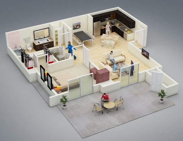 plan-floor-for-single-bedroom-houses (6)