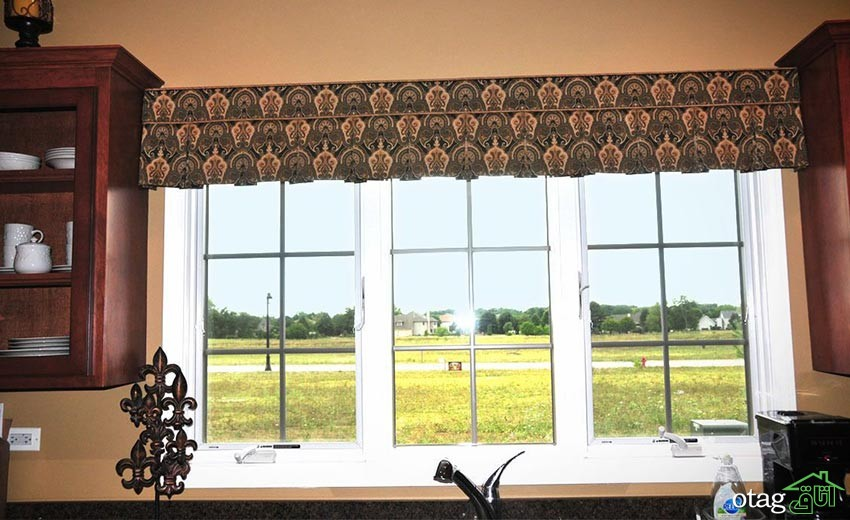 stylish-kitchen-valance-used-in-the-kitchen-window