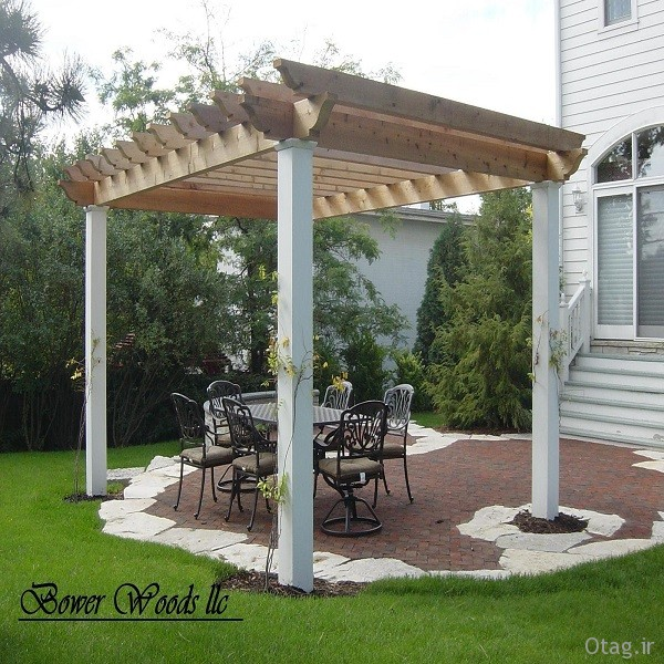 uncategorized bower woods llc custom garden structures rustic pergolas glamorous pergola photos design ideas pergola lighting pergola kits pergola plans pergola curtains مدل های جدید آلاچیق باغ و حیاط / عکس و طراحی مدرن