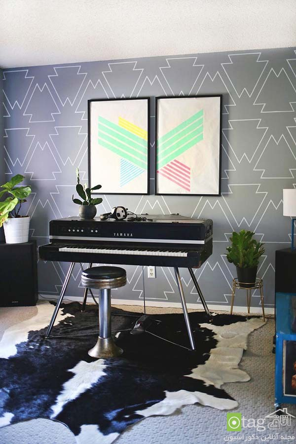 wall-stencil-design-ideas (14)