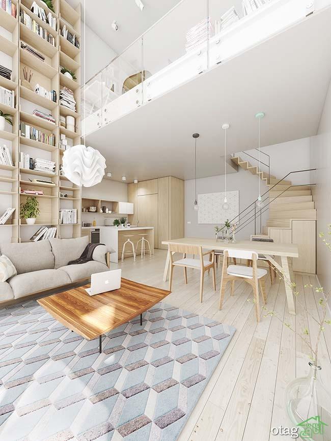 آپارتمان-پلان-باز (7)
