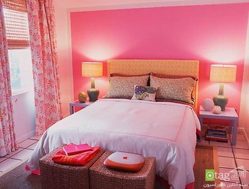 اتاق خواب رمانتیک و عاشقانه (3)