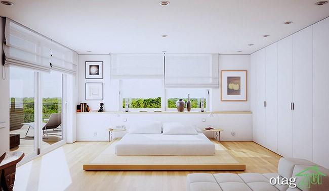 اتاق-خواب-سفید (11)