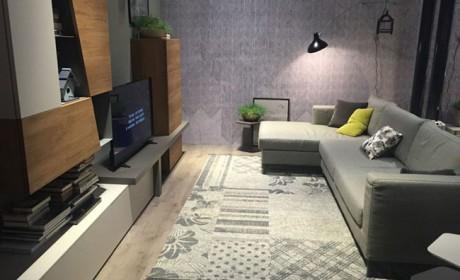 مدل اتاق نشیمن ایرانی و راه های تزیین دکوراسیون فضاهای کوچک