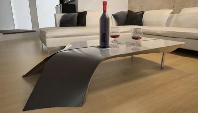 انواع مدل میز اتاق نشیمن و پذیرایی جلو مبلی شیک