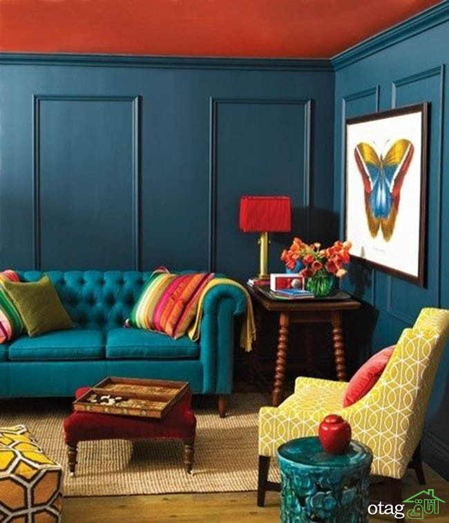 ترکیب-رنگها-در-دکوراسیون-منزل (21)