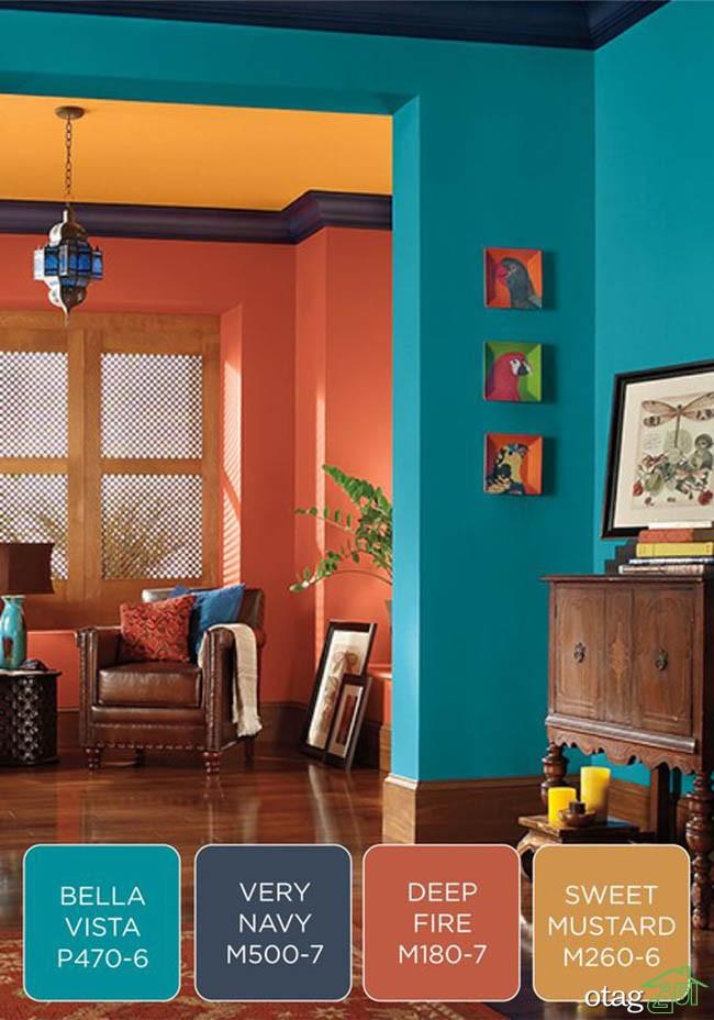 ترکیب-رنگها-در-دکوراسیون-منزل (7)