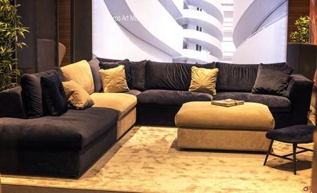 انواع مختلف ترکیب رنگ مبل راحتی مناسب نشیمن های مدرن و سنتی