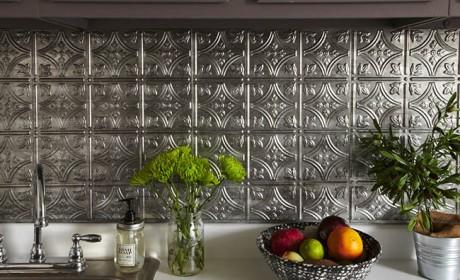 تزیین دیوار آشپزخانه با جدیدترین و زیباترین مدل های دیوارپوش