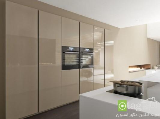 تصاویر و مدل کابینت جدید آشپزخانه اروپایی در سال جدید (2)