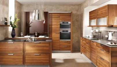 تصاویر و مدل کابینت جدید آشپزخانه اروپایی در سال جدید