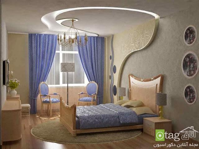 جدیدترین مدل پرده اتاق خواب (1)