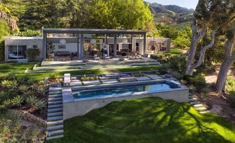 خانه ویلایی جدید ناتالی پورتمن با طراحی فوق العاده جالب