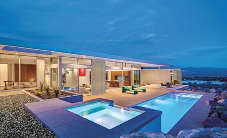 آشنایی کامل با خانه های اشرافی جهان در ایالت کالیفرنیا