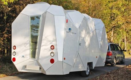خانه های همراه مسافرتی و کاروانی با تجهیزات کامل و طراحی شیک