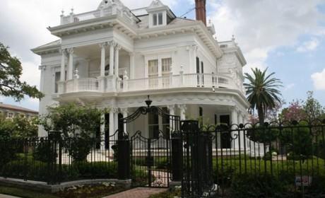 نمای خانه های ویکتوریایی مناسب برای ساختمان های دو و سه طبقه