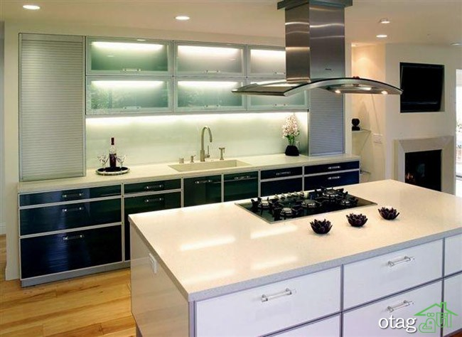 European Kitchen Design Tiburon
