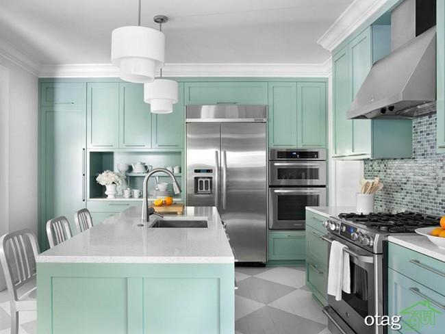 دکوراسیون-آشپزخانه-کوچک (11)