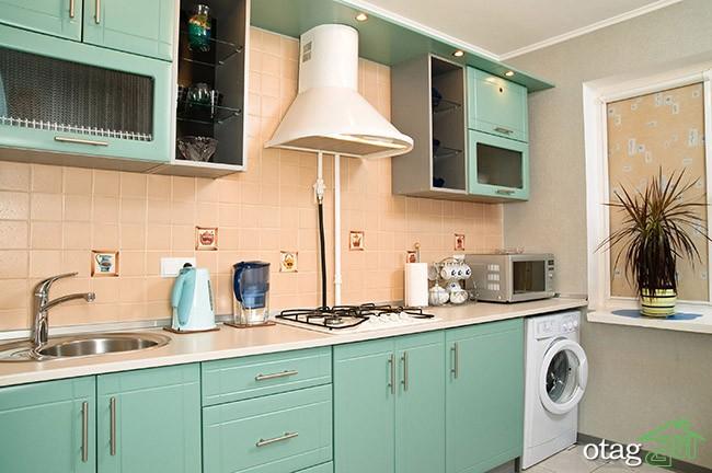 دکوراسیون-آشپزخانه-کوچک (2)