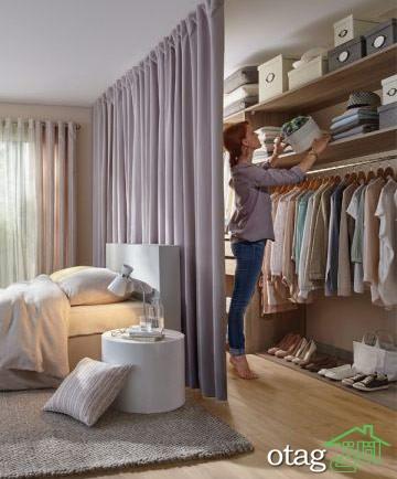 دکوراسیون آپارتمان کوچک (4)