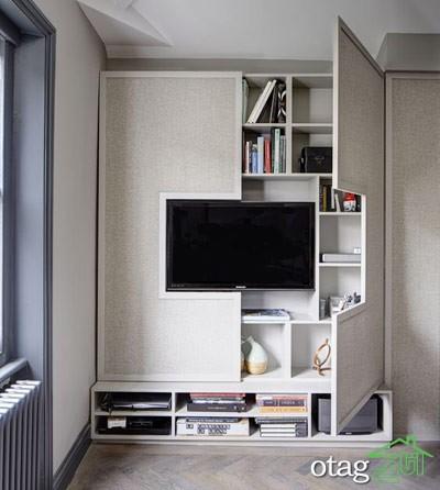 دکوراسیون آپارتمان کوچک (5)