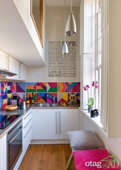 دکوراسیون آپارتمان کوچک (6)