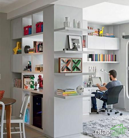 دکوراسیون آپارتمان کوچک (7)