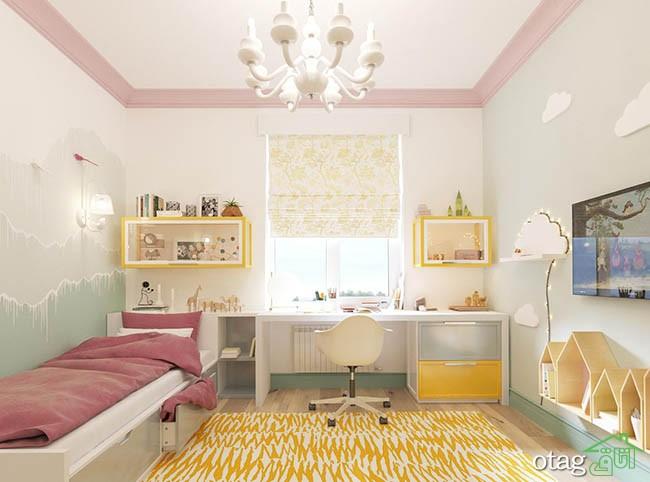 دکوراسیون-اتاق-خواب-دخترانه-شیک (1)