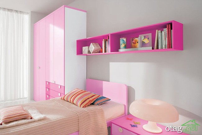 دکوراسیون-اتاق-خواب-دخترانه (12)