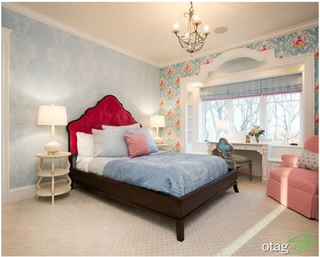 دکوراسیون-اتاق-خواب-دخترانه (17)