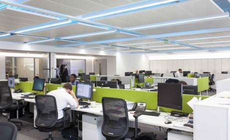 دکوراسیون اداری مدرن و کاربردی در شرکت های موفق تجاری دنیا