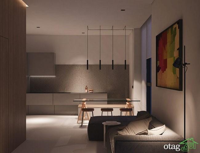 دکوراسیون-خانه-های-کوچک-آپارتمانی (1)