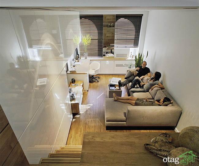 دکوراسیون-خانه-های-کوچک-آپارتمانی (12)
