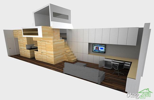 دکوراسیون-خانه-های-کوچک-آپارتمانی (14)