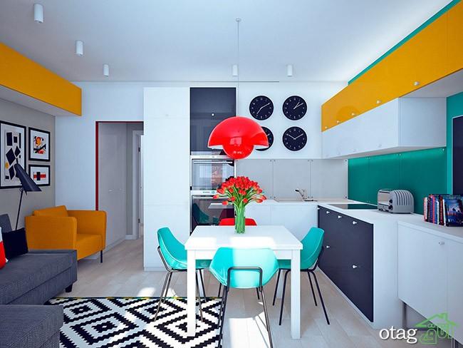 دکوراسیون-خانه-های-کوچک (9)