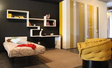 دکوراسیون داخلی اتاق خواب تک و دو نفره برای تمام سلیقه ها