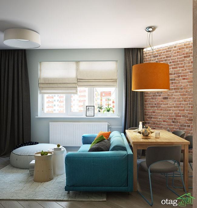 دکوراسیون-داخلی -خانه-کوچک (1)