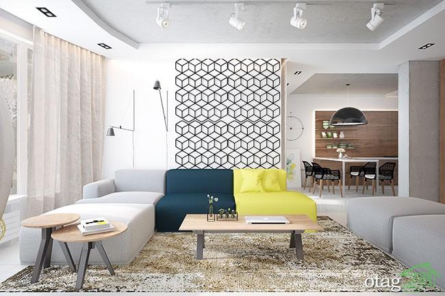 دکوراسیون-رنگی-منزل (1)