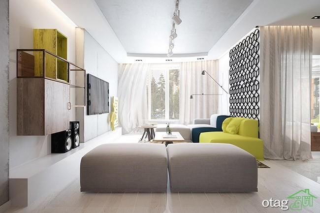 دکوراسیون-رنگی-منزل (3)