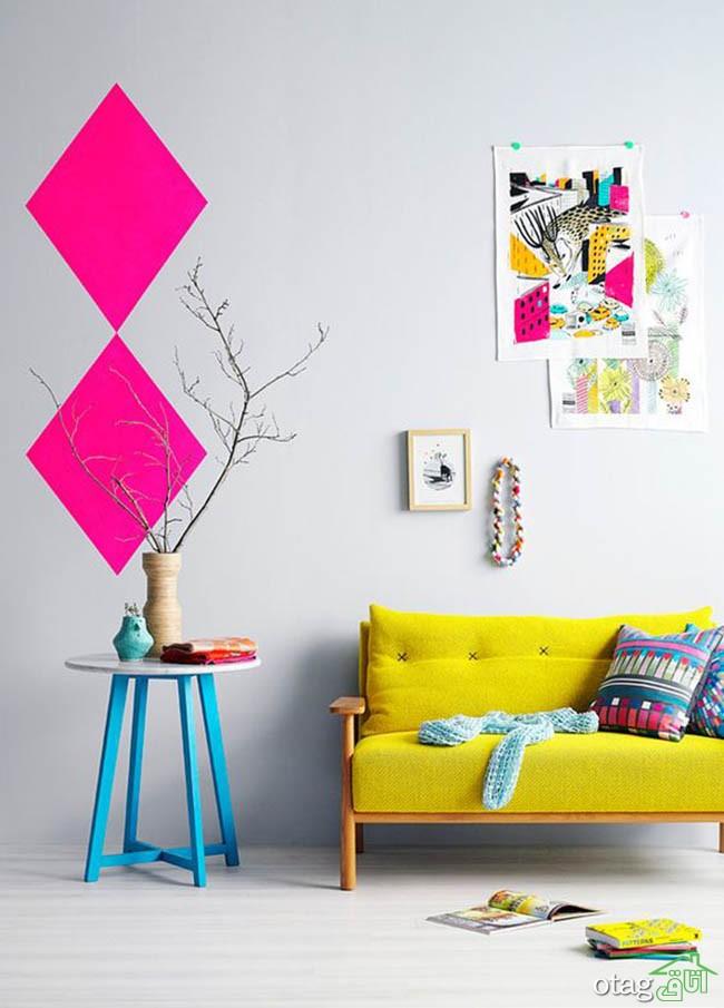 دکوراسیون-رنگی-منزل (30)
