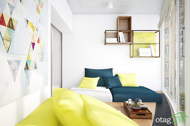 دکوراسیون-رنگی-منزل (5)