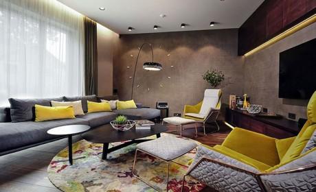 دکوراسیون شیک منزل ایرانی بسیار زیبا وکوکس با طراحی خلاقانه